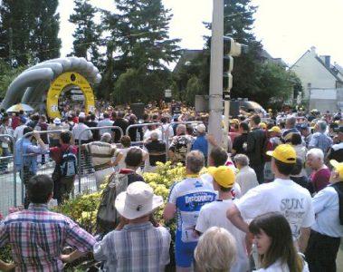 Tour de France – Saint Gregoire – Rennes 2006