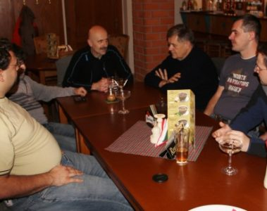 Zimní setkání 2012