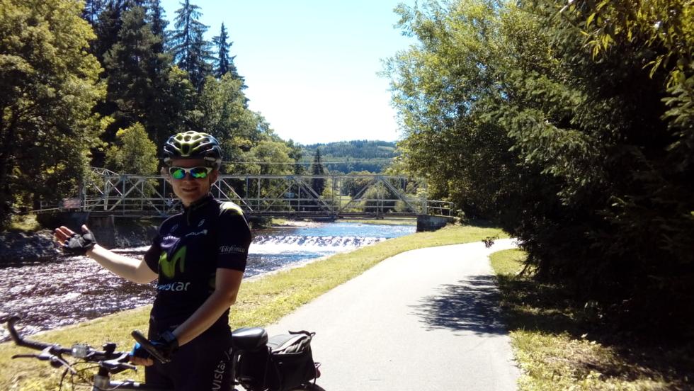 řeka Otava
