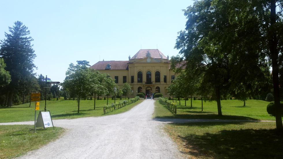 zámek Eckartsau