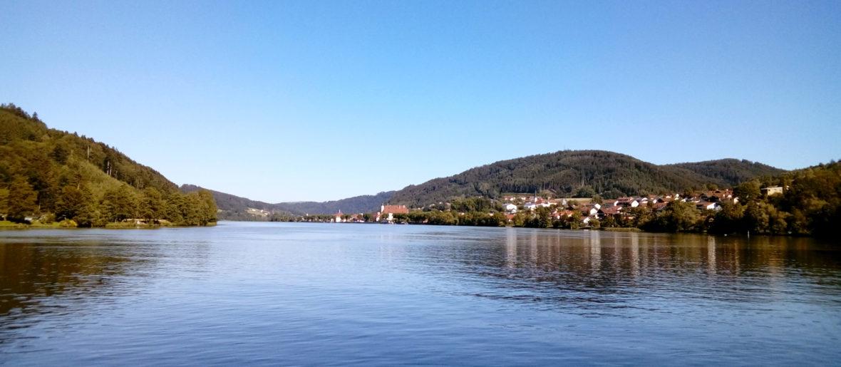 Podél Dunaje