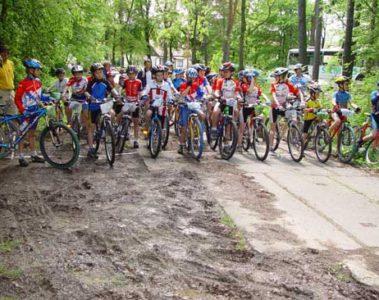 Závod o nejlepšího cyklistu Dvorska