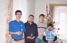 Skupinka  TopTenářů 2004