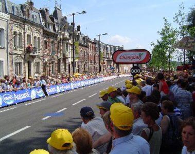 Tour de France – Huy – Saint-Quentin