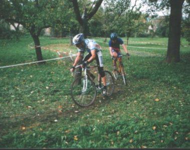 Košumberský pohár 2. – Cyklokros