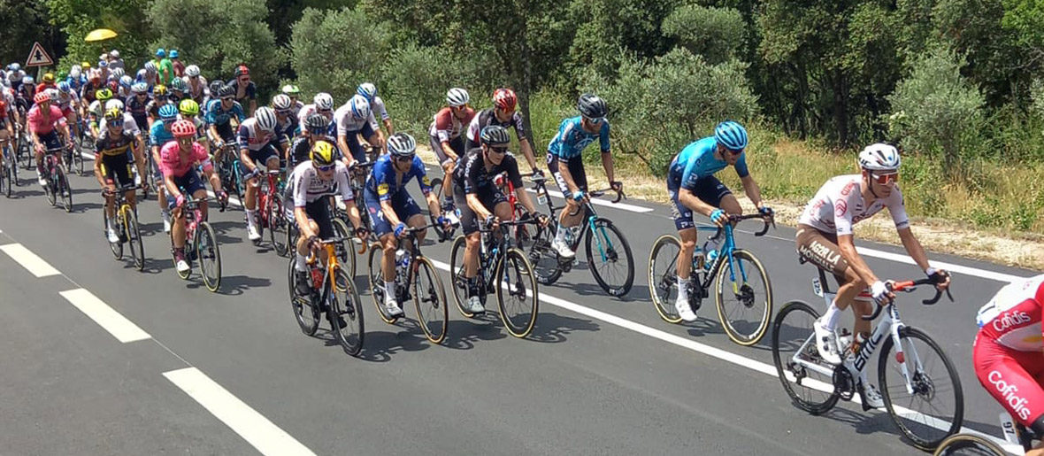 Tour de France – Allez, Julian