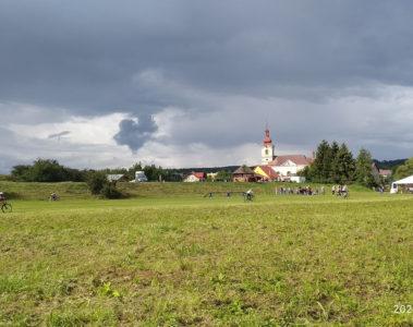Dětské závody Choustníkovo Hradiště